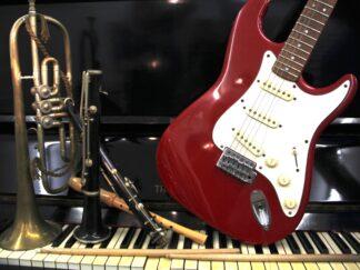 Tonträger und Instrumente